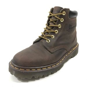 Dr Doc Martens Air Cushion Lace Up Ankle Boots